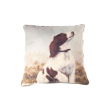 Cosy @ Home Coussin Beige CarrÉ 45x45xh0 With Dog Pr