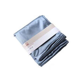 Cosy @ Home Chemin De Table Bleu Jeans Rectangle Tex