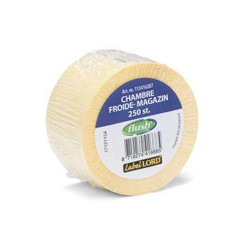 Labellord Flushlabel Chambre Froide S250 Etiq