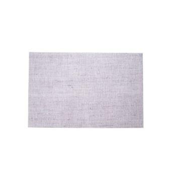 Cosy & Trendy Placemat Gris 45x30cm Pvc Tisse