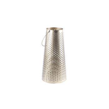 Cosy @ Home Lanterne Dore Metal 21,5x21,5xh42