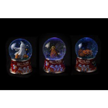 Cosy @ Home Boule D'eau 3 Types Multicol. 6,8x6,8xh9,5