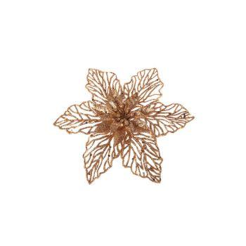 Cosy @ Home Poinsettia Clip Cuivre Synthetique 0x17,