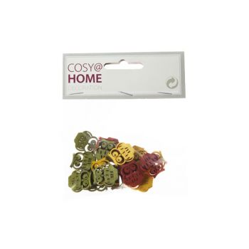 Cosy @ Home Deco A Disperser Hibou Multi-colore 2cm