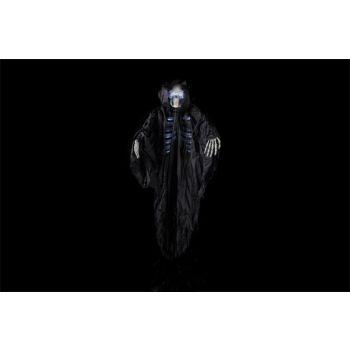 Cosy @ Home Squelette A Suspendre Noir Textile 125x1