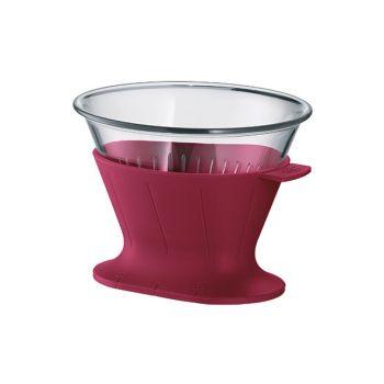 Alfi Coffee Filtre 2 Tasses Rouge Rubis