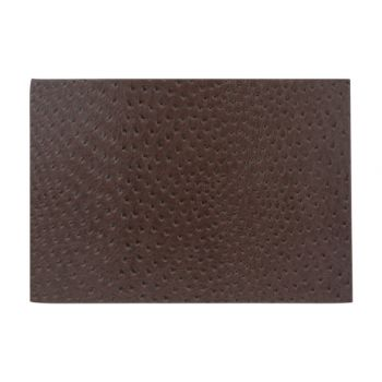 Cosy & Trendy Placemat Cuire Look Brun 43xh30cm