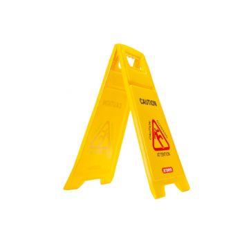 Araven Signalisation Wet Floor Jaune