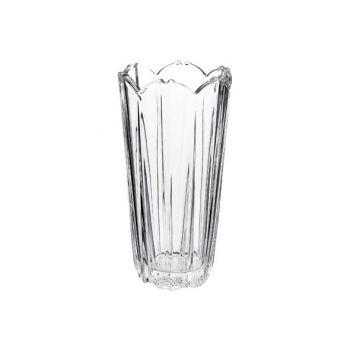 Bormioli Corolla Vase 23 Cm Transparent Rond Verr