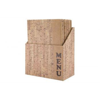 Securit Design Support Menu Box Set10 A4 Liege