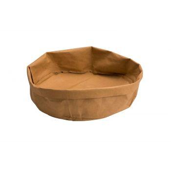 Cosy & Trendy E-cosy Sac Petit Pain Wasbaar Brun