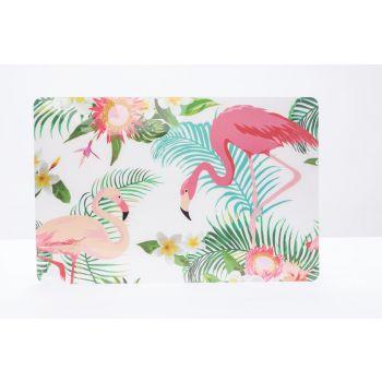 Cosy & Trendy Placemat Pvc 43,5x28,5cm Flamingo