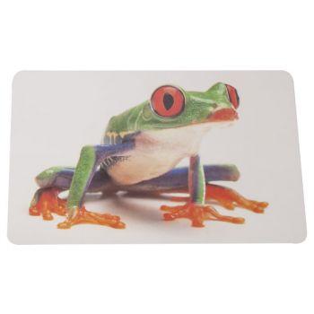 Ricolor Planche A Decouper Frog 23.5x14.5cm