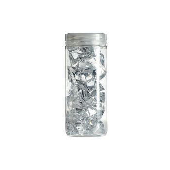 Eurosand Ice Cubes 38mm 500 Ml Naturel Plastique