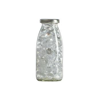 Eurosand Brilliants 19mm Glass Bottle 250 Ml Natu