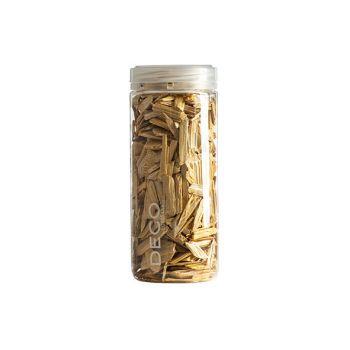 Eurosand Effect Wood Flakes 500 Ml Jaune Bois
