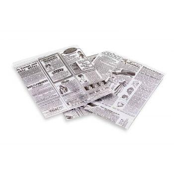 Brandless Times Sachet Hamburger Papier S1000