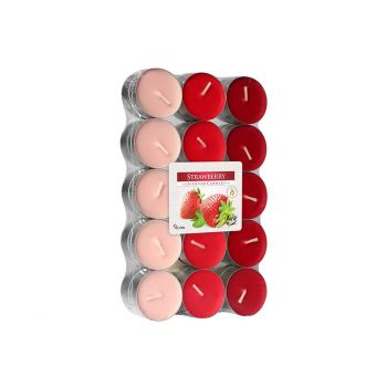 Cosy & Trendy Ct S30 Chauffe-plat Rouge-fraise 4h