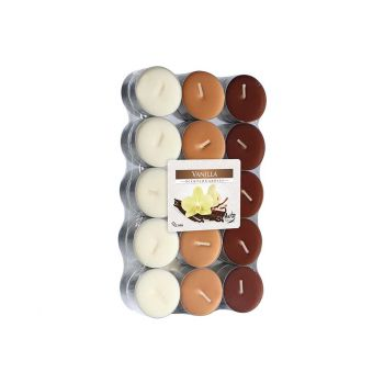 Cosy & Trendy Ct S30 Chauffe-plat Brun-vanilla 4h