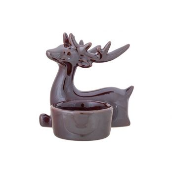 Cosy @ Home Bougeoir Lustre Finish Deer Antlers Bord