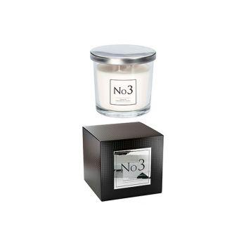 Cosy & Trendy Ambient Bougie D'odeur En Verre Nr3-40h
