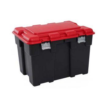 Keter Explorer Box 185l Noir-rouge 84.2x60.2x