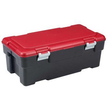 Keter Voyager Box 65l Noir-rouge 80.5x43x30.5c