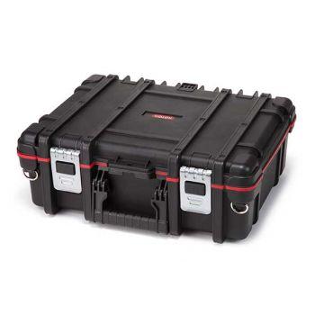 Keter Technician Case Noir-rouge 48x38x17.5cm