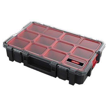 Keter Organiseur Clipsable Noir-rouge 45.4x29