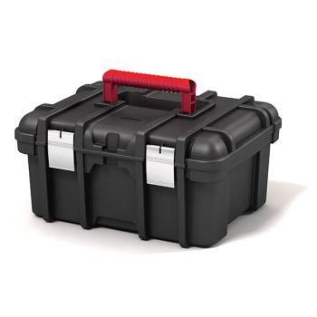 Keter Wide Toolbox Noir 41.9x32.7x20.5cm