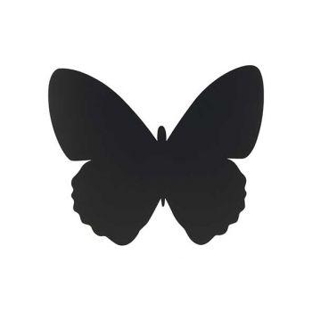 Securit Silhouet Tableau Ardoise Mural Papillon