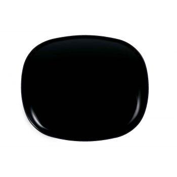Arcoroc Evolutions Plat Noir 23x28cm