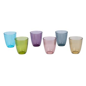 Cosy & Trendy Cosy Moments Streetfood Verre 31cl Set6