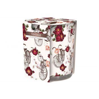 Cosy & Trendy Ct Bougie Parfum Verre Vintage 22hrs D7x