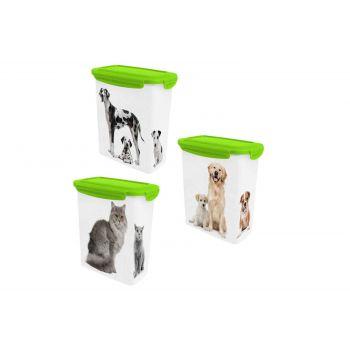 Hega Hogar Pet Mascotas Boite Provisions Types. 2l