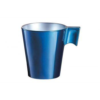 Luminarc Flashy Tasse Espresso Bleu Fonce 8cl