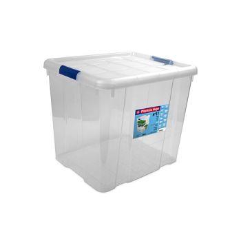 Hega Hogar Box De Rangement 35l Transparant Nr17