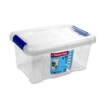Hega Hogar Box De Rangement 5l Transparant Nr10