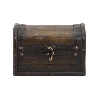 Securit Bill Presenter Box Brun 11x15.8x11.4cm