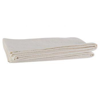 Cosy @ Home Chemin De Table Blanc 180x40cm Coton