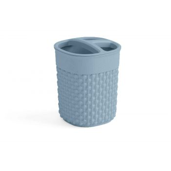 Kis Filo Support Brosse A Dents Misty Blue