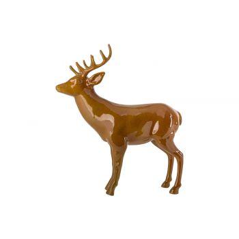 Cosy @ Home Cerf Glazed Finish Mel Camel 54x20xh61cm