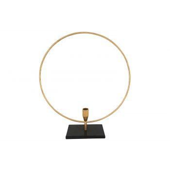Cosy @ Home Chandelier Circle Dore 39x9xh44cm Metal