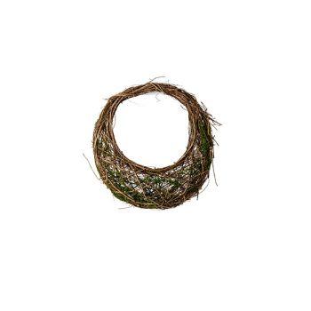 Cosy @ Home Panier Branch Naturel 25x11xh26cm