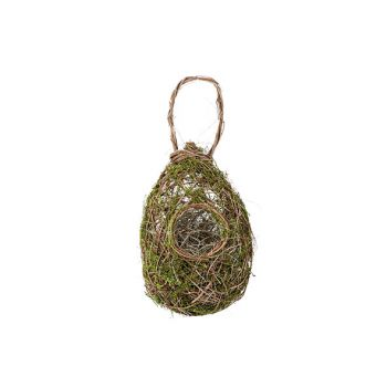 Cosy @ Home Nid Moss Hanger Naturel 21x20xh55cm
