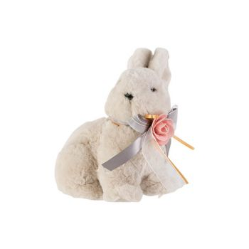 Cosy @ Home Lapin Poly Beige 18x13xh22cm Foam