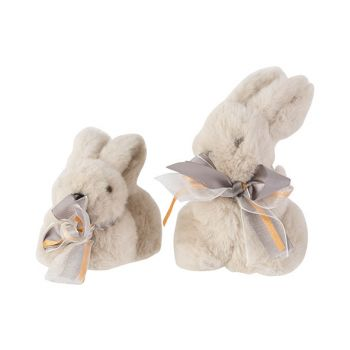 Cosy @ Home Lapin Poly 2 Types Beige 11x7xh9cm Foam