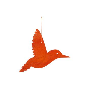 Cosy @ Home Colibri Hanger Orange 29xh22cm Bois