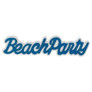 Cosy @ Home Beachparty Bleu 41x2xh9cm Bois