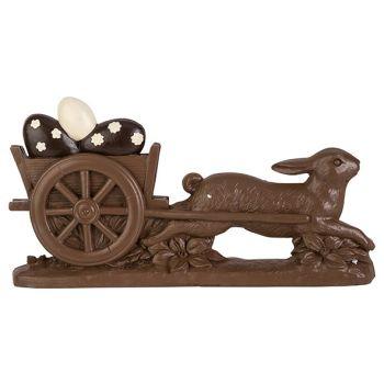 Cosy @ Home Lievre De Paques Pulling Egg Chocolat 32